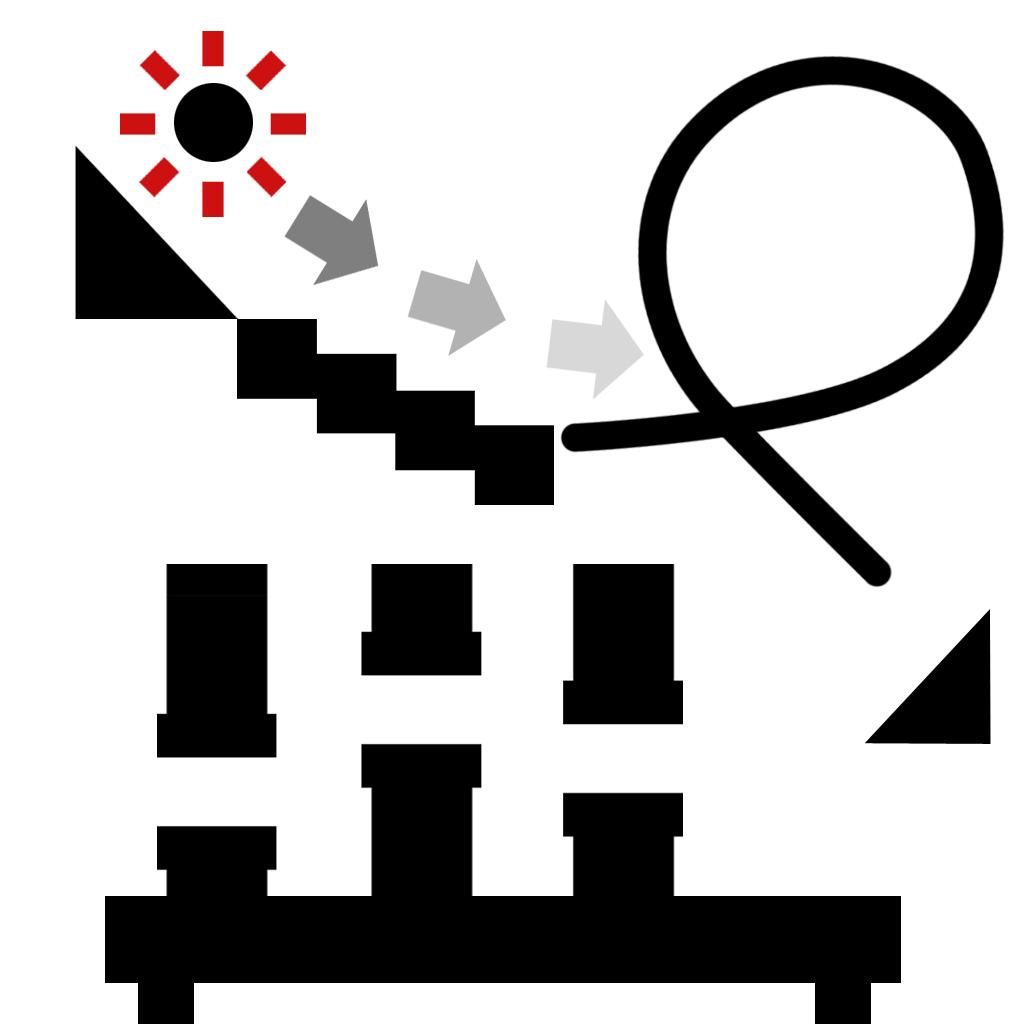 Echochrome Mobile: Shadow Physics!